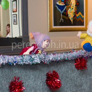 Кукольный спектакль для детей Одесса