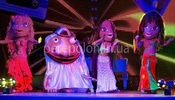 ростовые куклы Одесса
