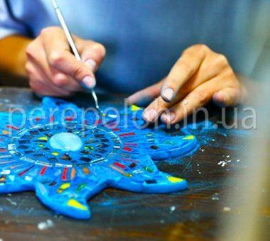 мастер класс мозаика Одесса