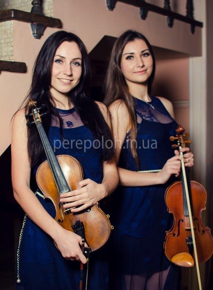 скрипичный дуэт Одесса