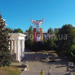 съемка с квадрокоптера Одесса
