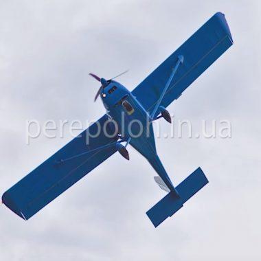 полет на самолете Одесса