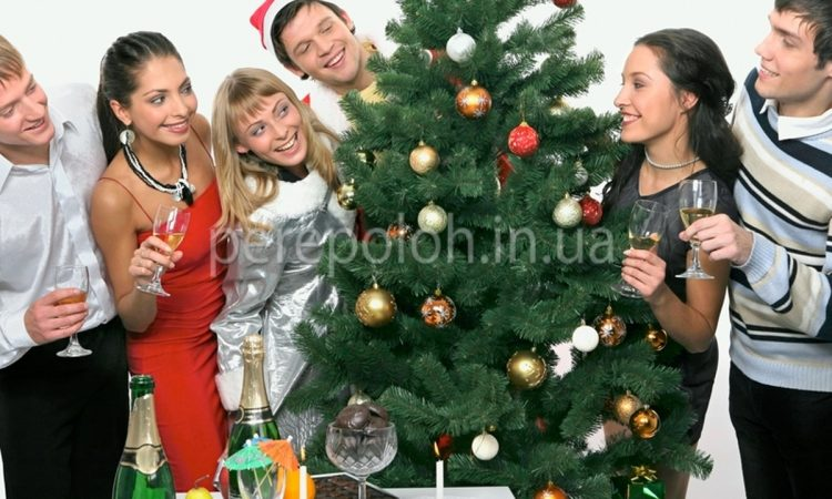 Новогодний корпоратив Одесса