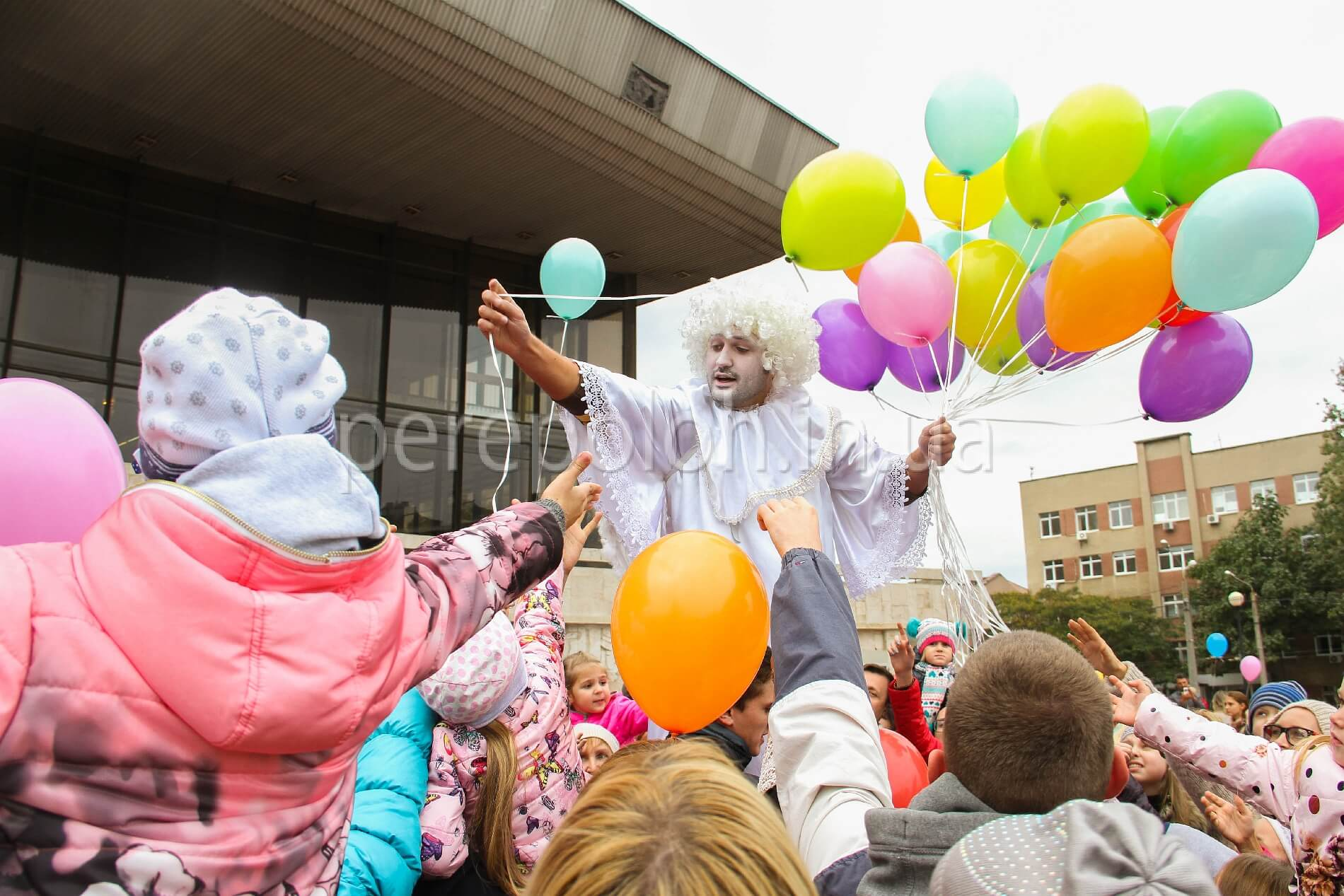 праздник знакомства для детей