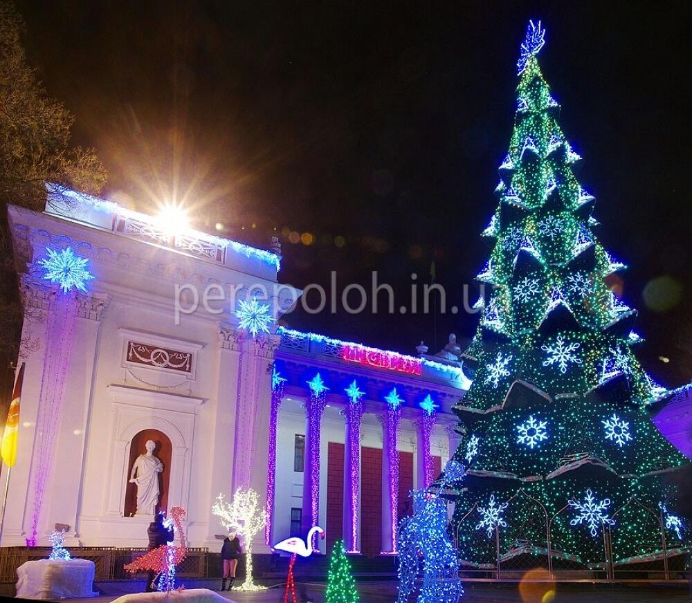 Где отметить новый год в Одессе