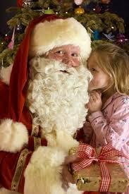 Санта Клаус на утреннике в Одессе