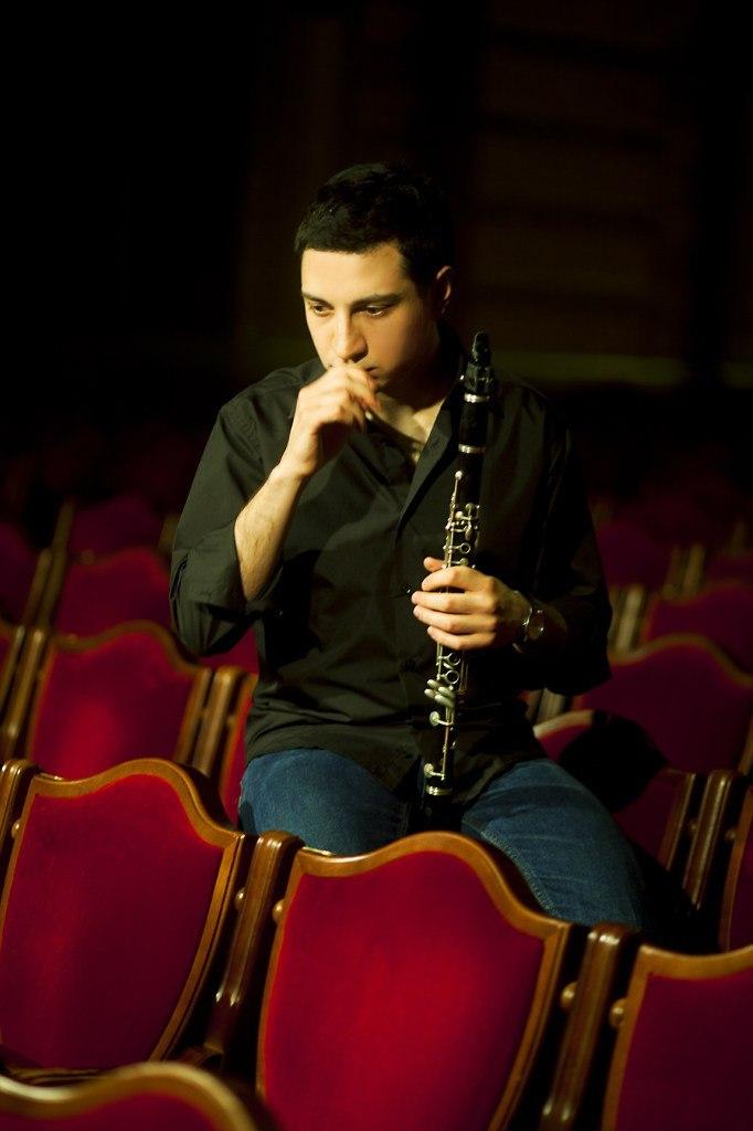 Джазовая программа на кларнете в Одессе