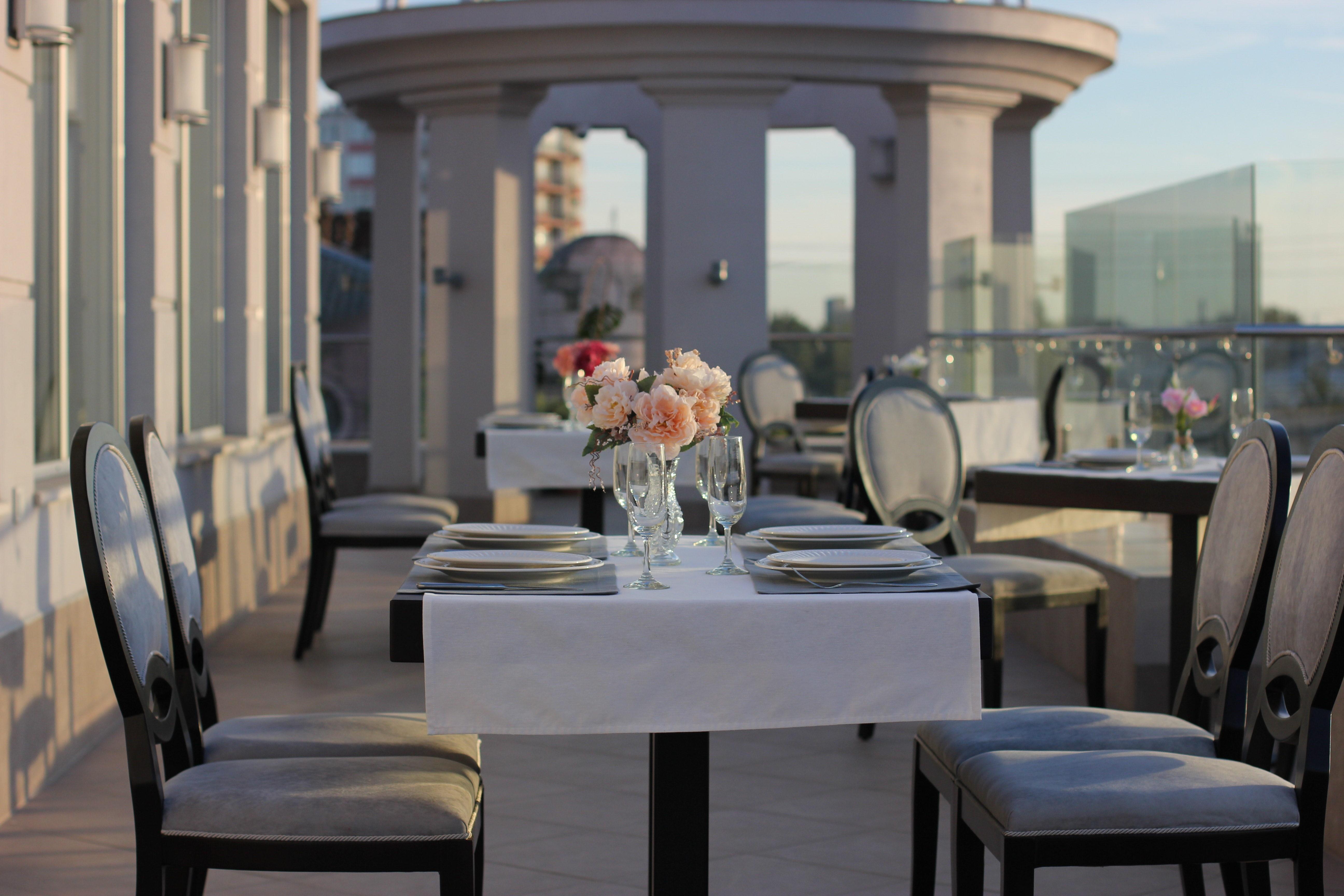 Ресторанно-гостиничный комплекс в Одессе