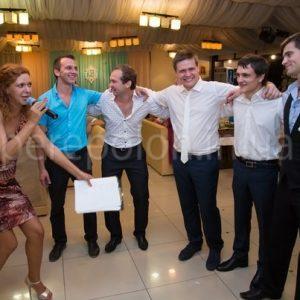 ведущая Ольга на свадьбу в Одессе