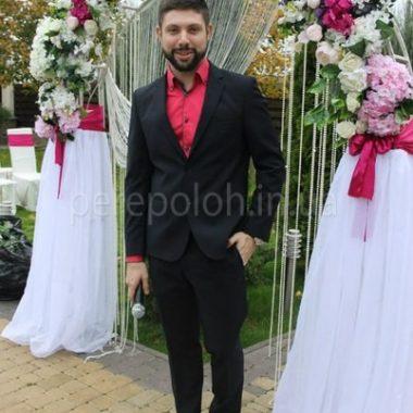 Wedding host Alexander in Odessa