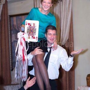 Ведущая на мероприятие в Одессе