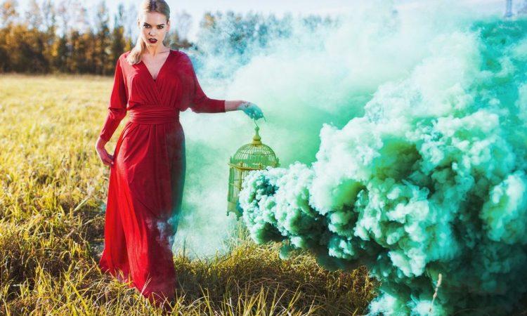 цветной дым одесса