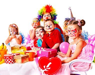 детская тематическая вечеринка одесса, детская программа в Одессе
