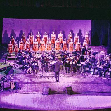 Эстрадное шоу в Одессе