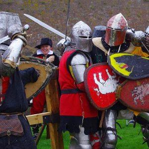 Рыцарские сражения