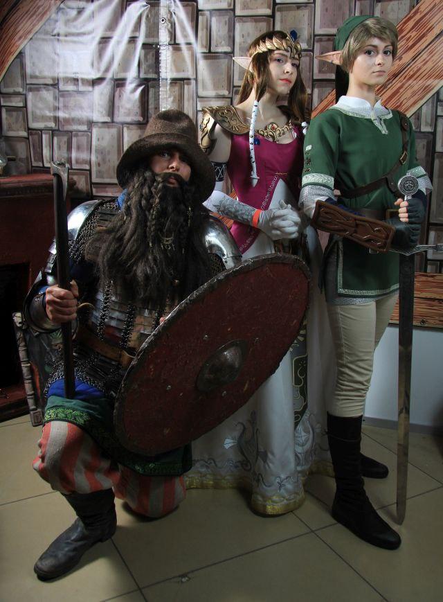 средневековое фотоателье