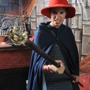 Фотоателье в средневековых костюмах