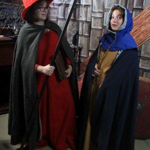Фотозоны в стиле Средневековья