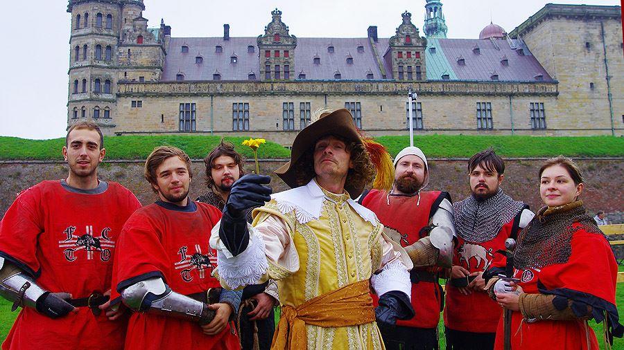 Рыцарский турнир, рыцарские бои, состязания рыцарей