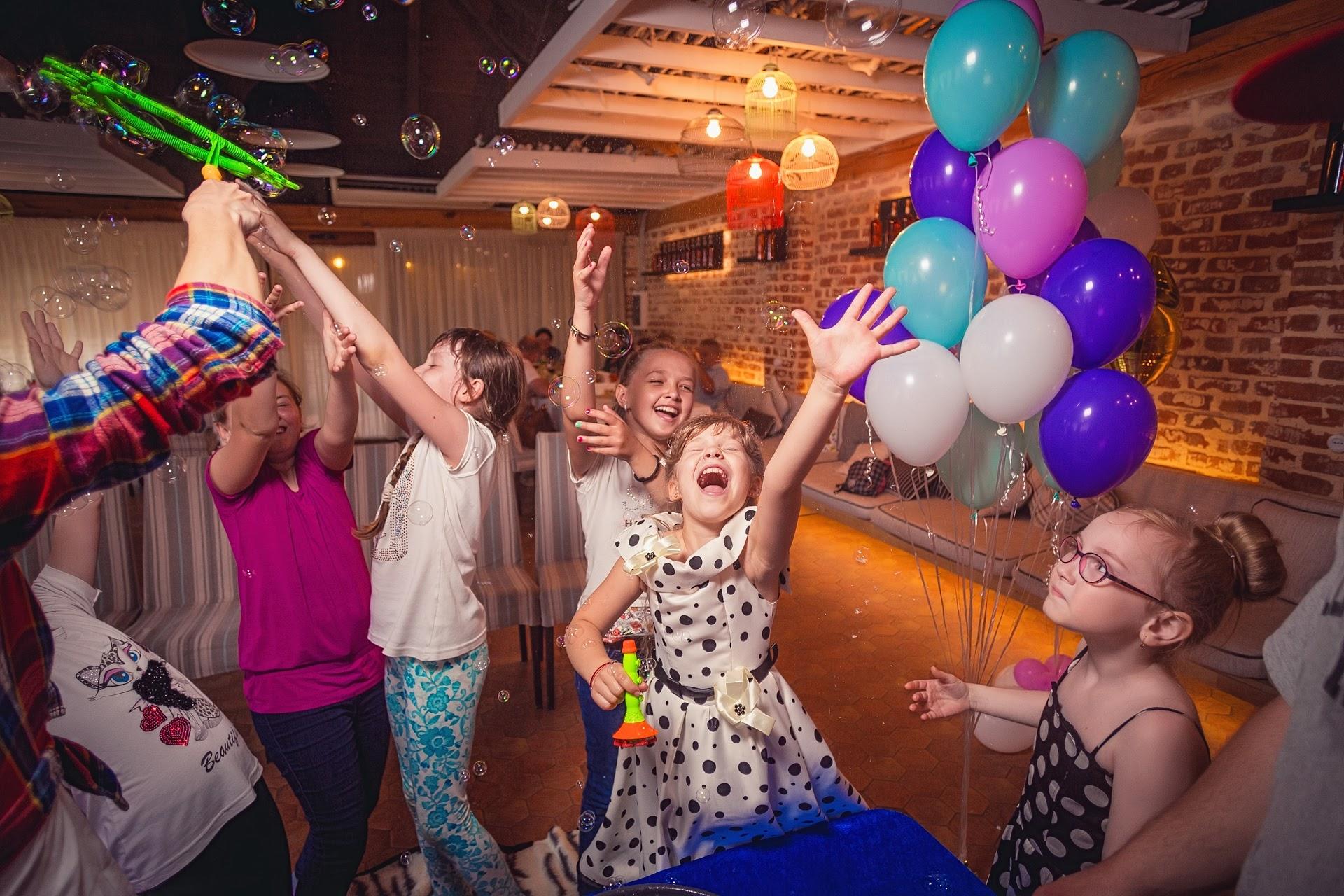 Детское день рожденье в Одессе