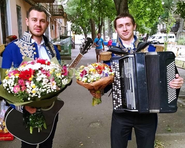 подарок на день рождения в Одессе