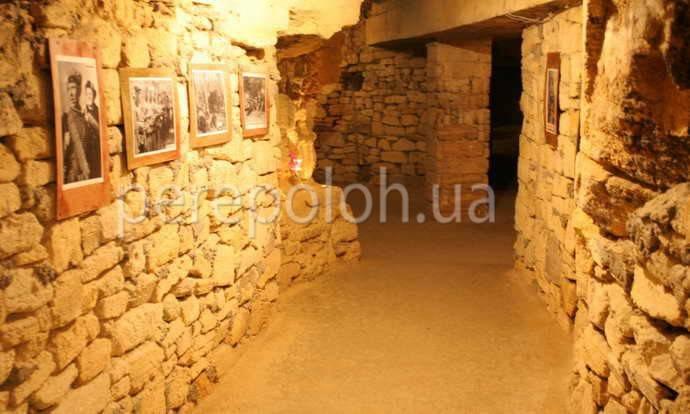 катакомбы Одесса