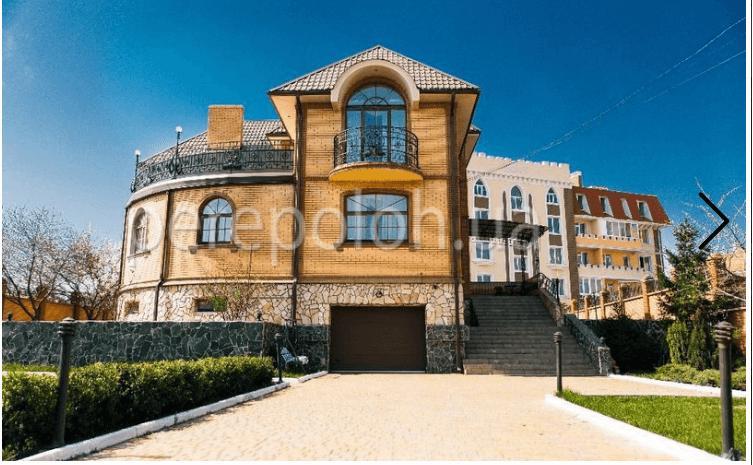 Аренда дома для мероприятий в Одессе