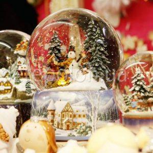 Снежные шары в Одессе