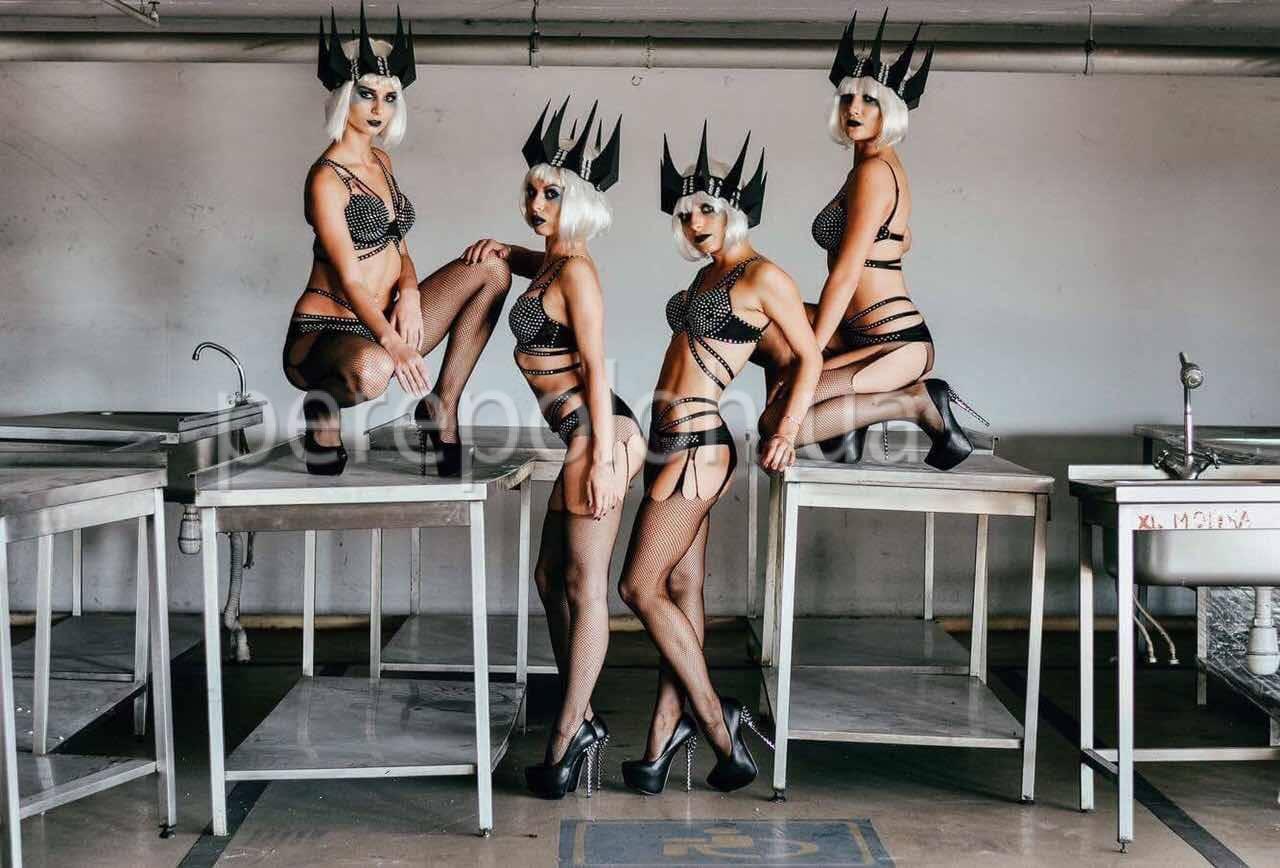 экзотический шоу балет одесса