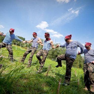 Организация тимбилдинга в Италии